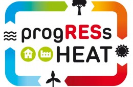 progRESsHEAT – Fostering the use of renewable energies for heating and cooling